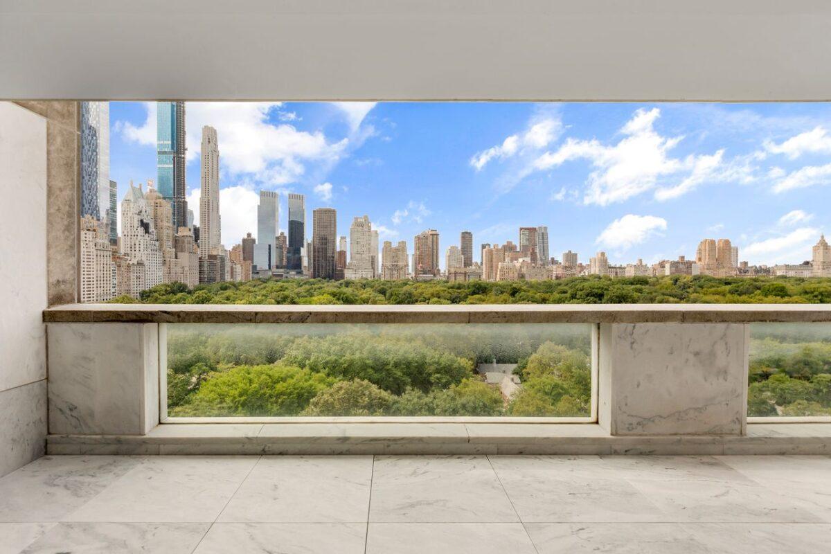 Rockefeller Family's Longtime Manhattan Apartment