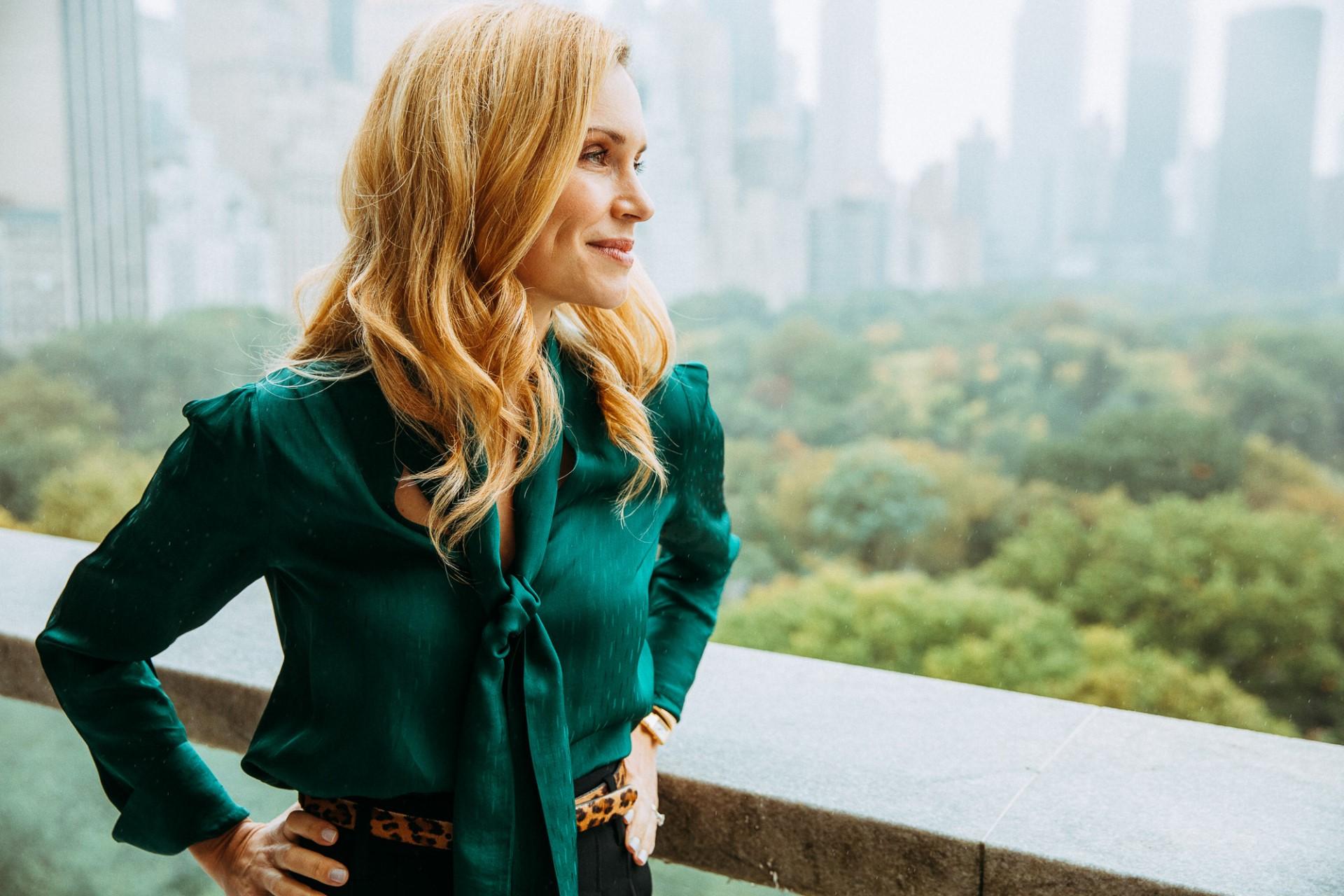 Kirsten Jordan Sideview