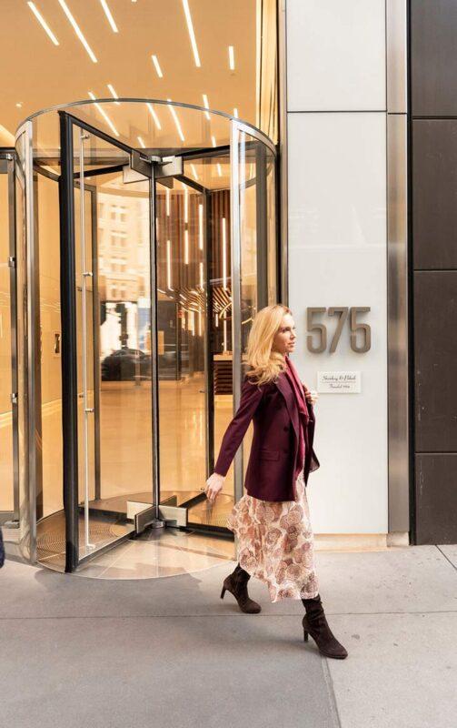 KJ In New York City